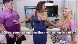 Não conto porno mãe e filha dando pro mesmo cara encima do sofá