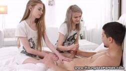 Sensualclube irmãs safadas transando juntas com o primo sacana