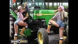 Videos de sexo escondido com duas fazendeiras