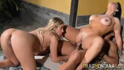 Foto amadora nua com brasileiras putas no menage