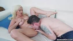 Videos de sexo caseiros com a branquinha na rola