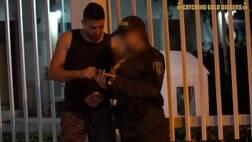 Bunda gigante da policial sendo fodida por estranho