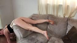 Putaria com atriz pornô que empinou bunda e levou na buceta