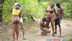 Sexo da Africa no meio do mato